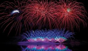 Canada vs USA in international fireworks competition: Fireworks competition this weekend