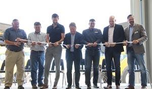 Mazergroup opens new Moosomin facility