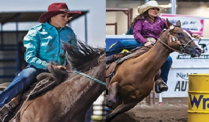 Pro barrel racing a lifestyle for Crossley sisters