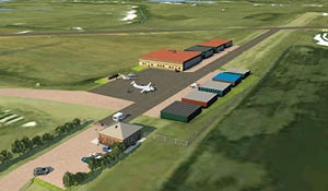 Plans coming together for airport expansion