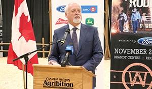 Saskatchewan Ag Minister on trade mission