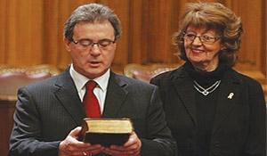 Senator Michael MacDonald on the Bill C-69 hearings