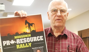 Moosomin Chamber of Commerce: Harrison, Thorn talk about resource rally