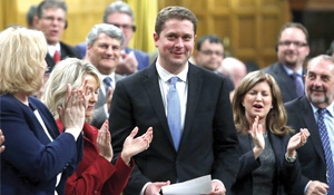 Federal Conservative Leader Andrew Scheer to attend: Pro-resource rally set for February in Moosomin