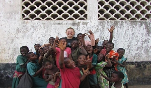 Trip to Malawi an eye opening experience for Paige Hutchinson