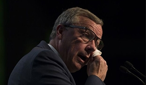 Brad Wall honored at Sask Party convention