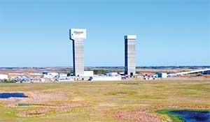Closure of original shafts moved forward by nine months: K1, K2 potash shafts closed as brine flow increases