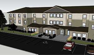 People can support project by purchasing a $750 Class B share Scammell says Pipestone House moving forward
