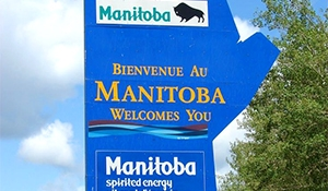 Manitoba to establish border checkpoints