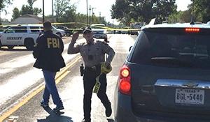 26 people killed in Texas church shooting