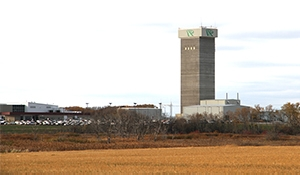PotashCorp Rocanville the biggest potash mine in the world