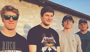 Local band The Firm looking forward to Rockin' The Park