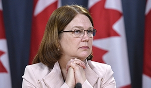 Treasury Board President Jane Philpot resigns over SNC Lavalin