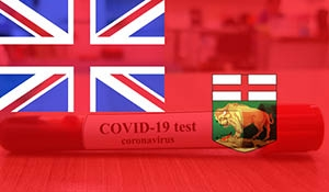 One additional death, 124 new cases of Covid-19 in Manitoba