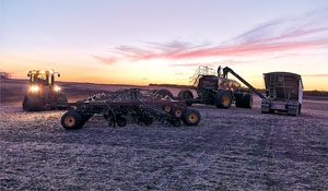 2019 crop is in the ground