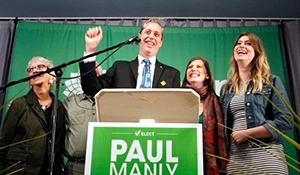 Greens win second seat with byelection win
