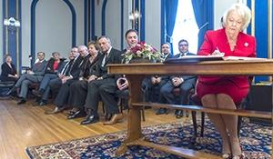 Moosomin MLA Steven Bonk not in new cabinet