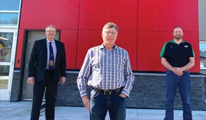 Borderland, Hometown Co ops propose partnership