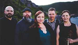 Moosomin Shrine Club: Derina Harvey Band for fall fundriaser