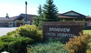 Broadview Union Hospital designated Covid-19 hospital