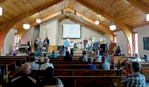 Sask churches adapting to Covid-19 guidelines
