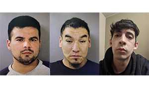 Yorkton RCMP seeking public assistance locating three wanted males