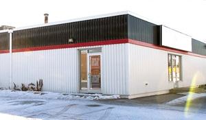 Former Acklands-Grainger building purchased: Food Bank, thrift store raising money for new home