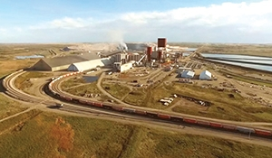 Nutrien to shut down Rocanville mine due to CN strike