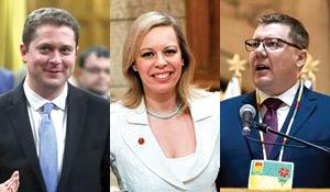 Andrew Scheer, Premier Scott Moe, Senator Denise Batters will be at Moosomin Pro-Resource Rally