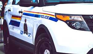 Stolen Vehicle from Indian Head—Indian Head RCMP