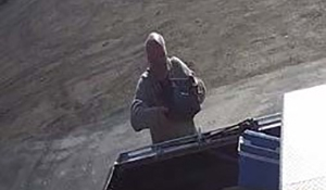 RCMP try to identify suspect