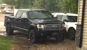 Stolen truck from Wapella recovered