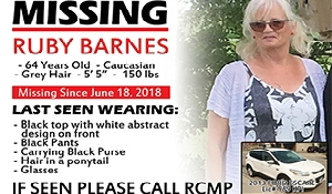 Family still searching for Ruby Barnes