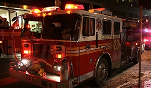 Condolences pour in for firefighter Darrell Morrison