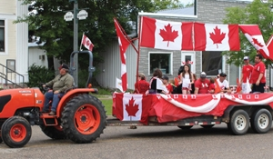Events coming up around the area for Canada Day
