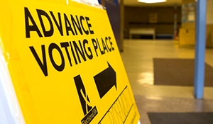 Advance polls open in 2020 provincial election