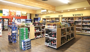 Retail liquor store permits to be auctioned