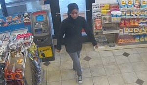 Humboldt RCMP looking for gas-n-dash suspect