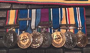 Kindersley RCMP seek information on stolen medals