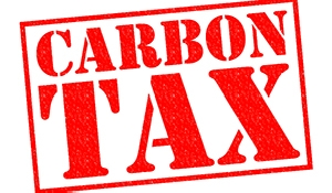Carbon tax in effect Monday