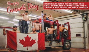 Rocanville Fire Department selling 2020 calendars as a fundraiser