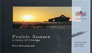 Sask author celebrates the prairies