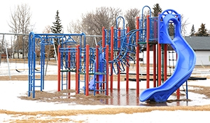 Southeast Cornerstone closes playgrounds