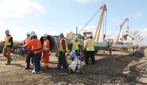 Enbridge Line 3 construction progressing
