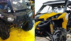ATVs, trailer stolen from Tantallon/Spy Hill area