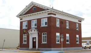 RM of Moosomin amalgamates with Village of Welwyn: Village becomes part of RM May 1