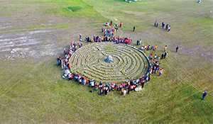 Ceremony for National Day of Truth and Reconciliation