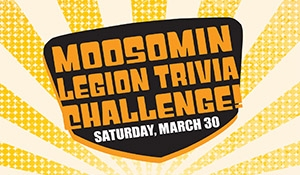 Trivia Challenge will be fundraiser for Legion