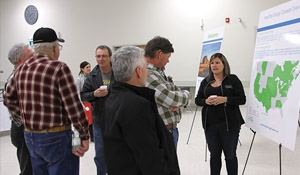 Open house for proposed RM of Rocanville wind farm