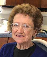 June Arlene Selkirk